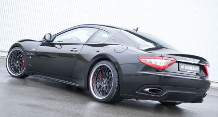 Hamann Maserati GranTurismo