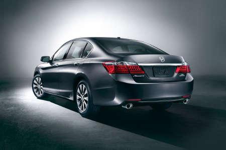 Honda Accord Limousine 2013