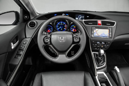 Honda Civic Tourer 2013