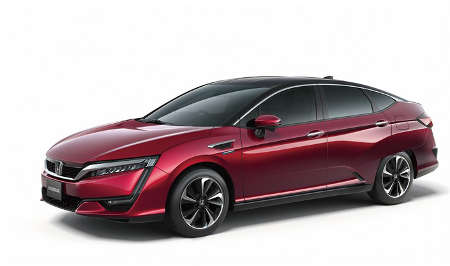 Honda FCV Serienversion