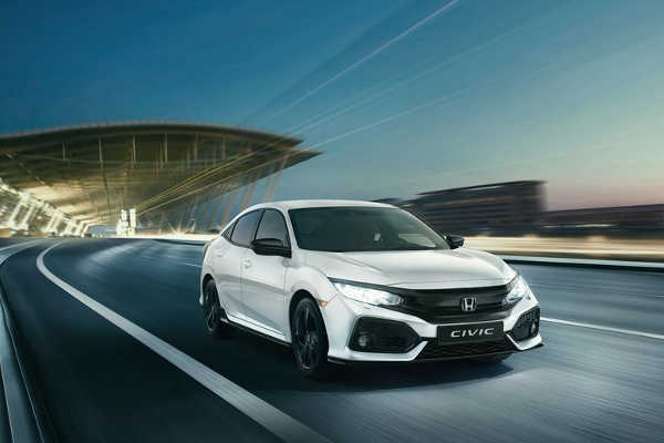 Honda Civic Dynamic Sondermodell 2019