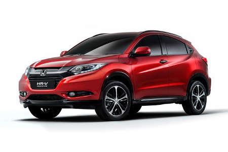 Honda HR-V Prototyp 2014
