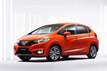 Honda Jazz III 2015