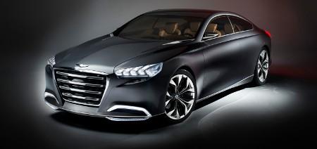 Hyundai Concept HCD-14 NAIAS 2013 Detroit