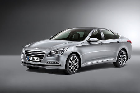 Hyundai Genesis II 2014