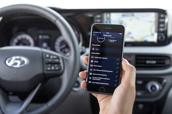 Hyundai i10 III 2020 BlueLink