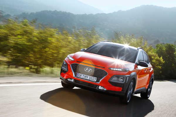 Hyundai Kona 1.6 CRDi Diesel