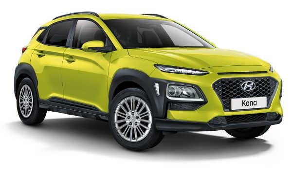 Hyundai Kona YES! Sondermodell