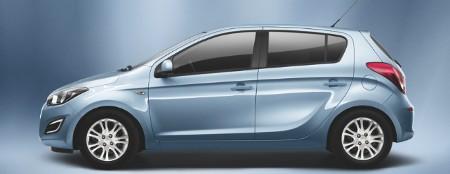 Hyundai i20 Intro Edition