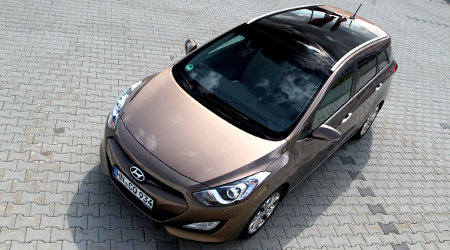 Hyundai i30cw 2012