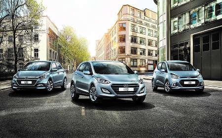 Hyundai Sondermodelle YES!