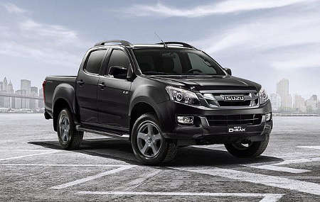 Isuzu D-Max Limited Edition 2015