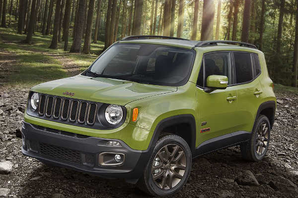 Jeep Renegade 75 Anniversary Special Edition 2016