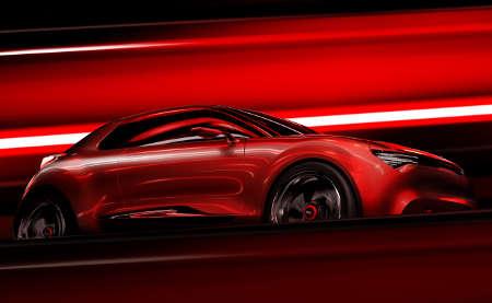 Kia Concept Car Genfer Autosalon 2013