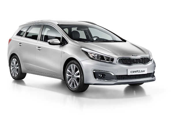 Kia cee'd Sportswagon Travel 2018