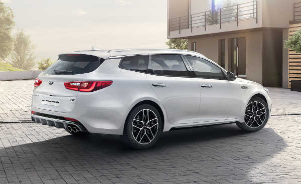Kia Optima 2019 Facelift Sportswagon