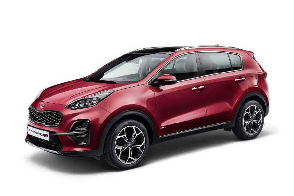 Kia Sportage 2019 Facelift