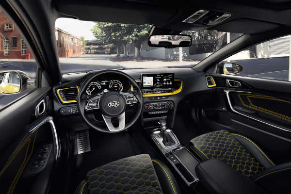 Kia XCeed 2019 Interieur