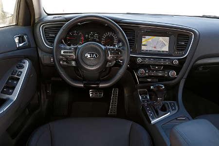 Kia Optima Facelift 2013