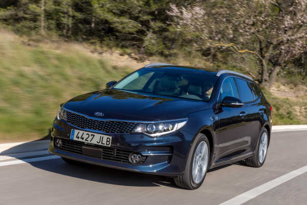 Kia Optima Sportwagon 2016