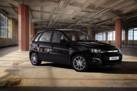 Lada Kalina Facelift 2014