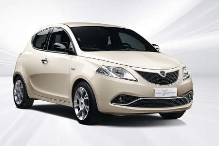 New Lancia Ypsilon 2016