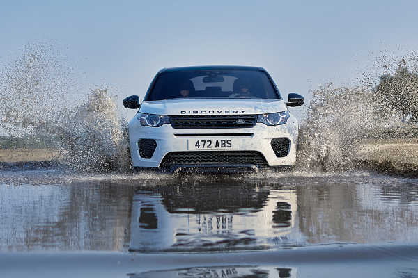 Land Rover Discovery Sport Landmark Edition 2019