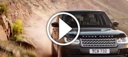 All New Range Rover 2013