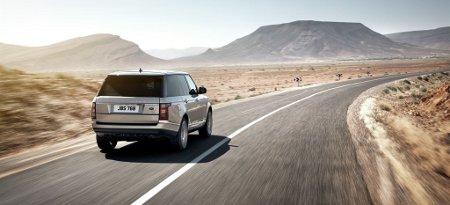All New Range Rover 2013