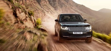 All-New Range Rover MK IV 2013