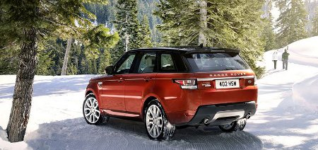 New Range Rover Sport 2013