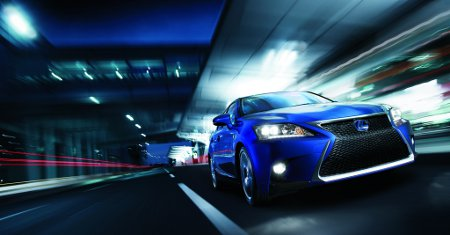 Lexus CT F Sport Facelift 2013