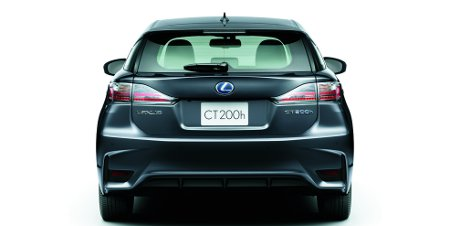 Lexus CT Facelift 2013