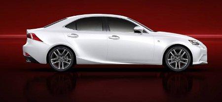 Lexus IS III NAIAS Detroit 2013