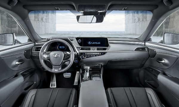 Lexus ES 2019 Interieur
