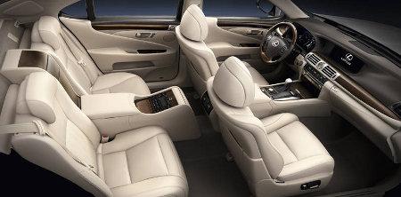Lexus LS Serie 2013
