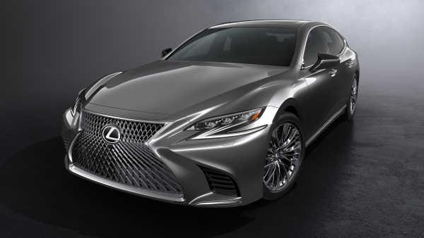 Lexus LS V 2018