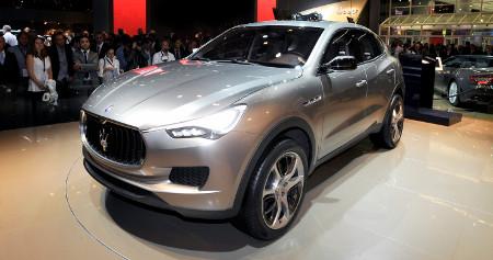 Maserati Kubang IAA 2011