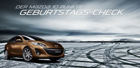 Mazda 10 Punkte Check