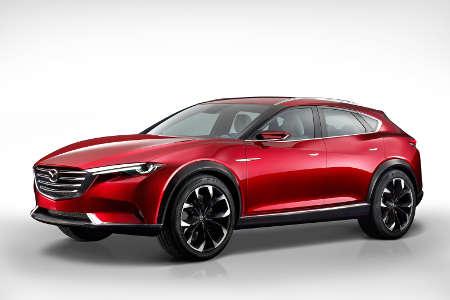 Mazda Koeru IAA 2015