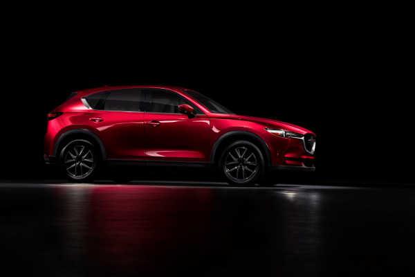 Mazda CX-5 Skyactiv-G 194 2017