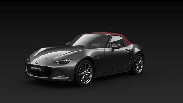 Mazda MX-5 Sakura 2018