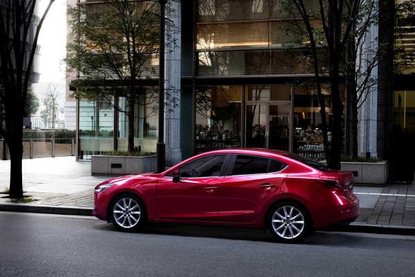 Mazda3 2017