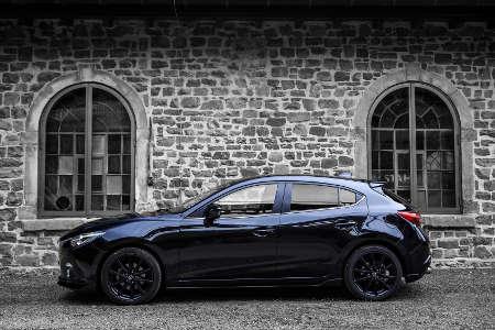Mazda3 Black Limited