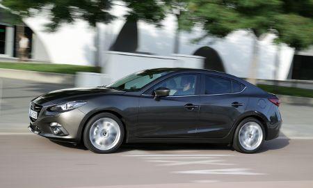 Mazda3 Stufenheck Limousine 2014