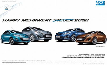 Mazda 40 Jahre