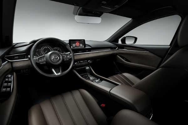 Mazda6 Kombi 2018 Facelift Genfer Autosalon