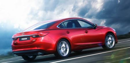 Mazda6 Limousine 2012
