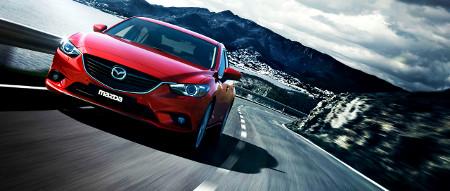 Mazda6 2012