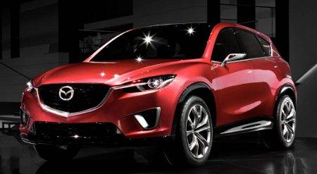 Mazda Studie Minagi